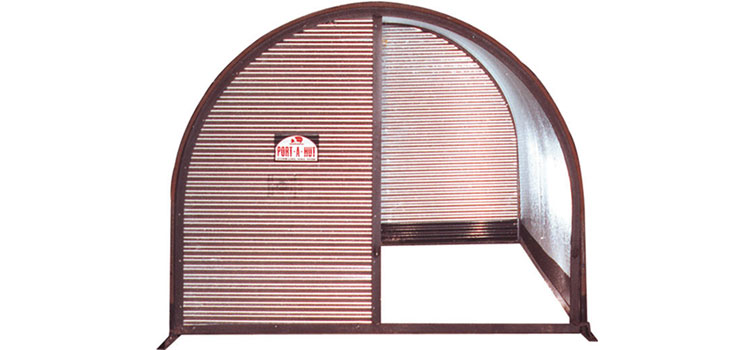 Farrowing Huts For Sale http://port-a-hut.com/